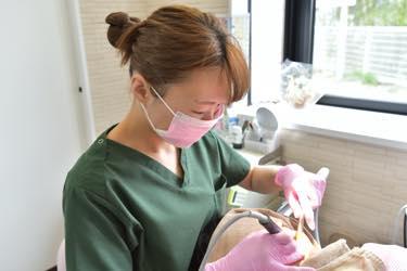 歯周病から歯を守る<
